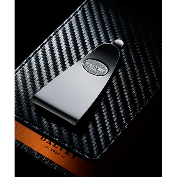 Insignia Gift set Carbon fibre/orange DALVEY - 3