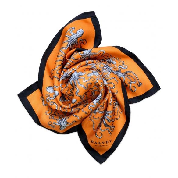 Insignia Gift set Carbon fibre/orange DALVEY - 5