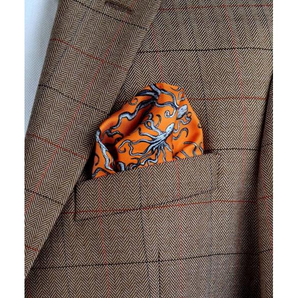 Insignia Gift set Carbon fibre/orange DALVEY - 6