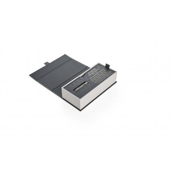 Ingenuity Deluxe Chrome CT Liner Gray PARKER - 3