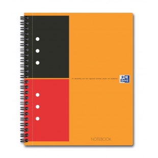 International Notebook A5+...