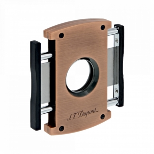 Cigar Cutter Brushed Copper S.T. DUPONT - 1
