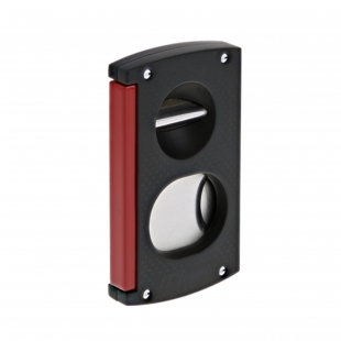 Cigar Cutter Black-Red S.T. DUPONT - 1