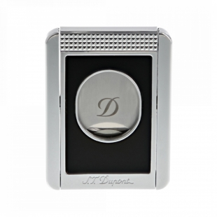Cigar Cutter Stand Black-Chrome S.T. DUPONT - 1