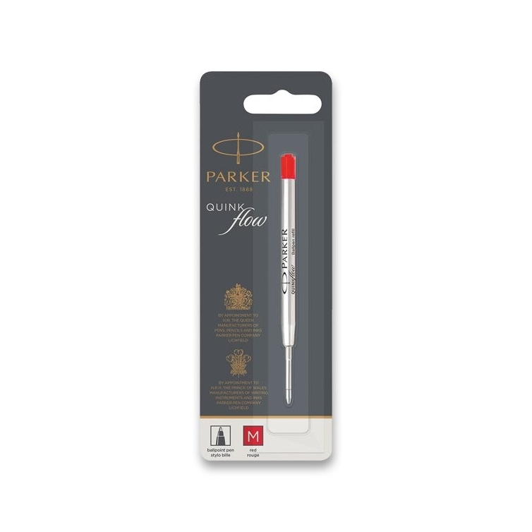 Ballpoint Pen Refill Red PARKER - 1