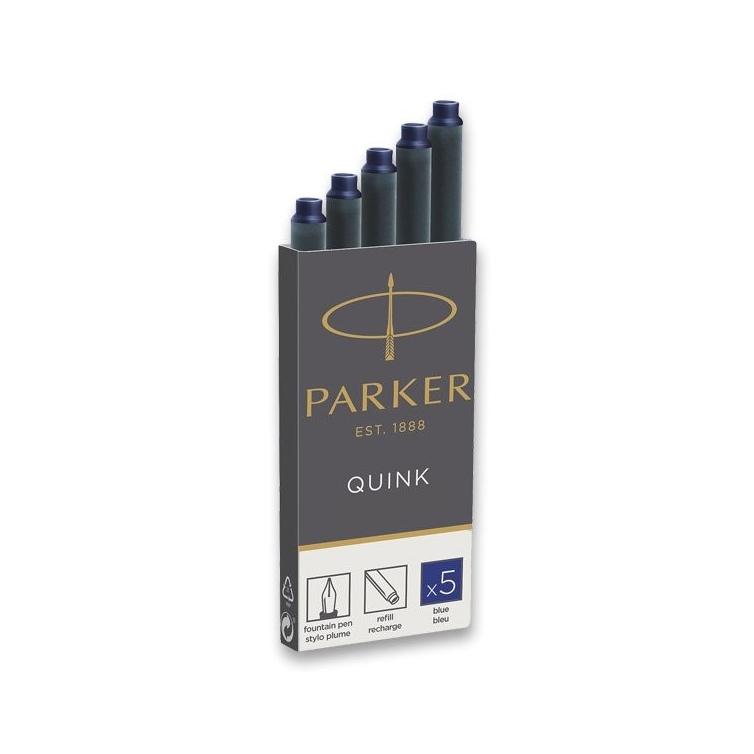 Fountain Pen cartridges (5pc) PARKER - 1