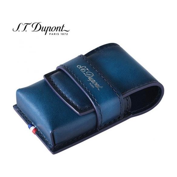 Atelier Púzdro na Zapalovač L2 Modré S.T. DUPONT - 2