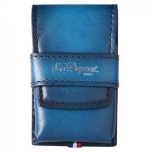 Atelier Lighter Case Blue S.T. DUPONT - 1