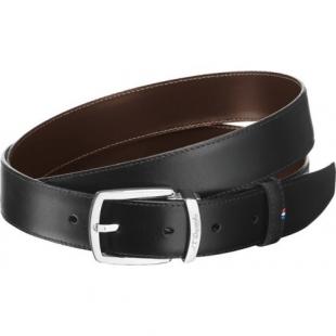 Line D Belt Black S.T. DUPONT - 1