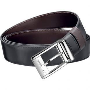 Auto Reversible Belt Black-Brown S.T. DUPONT - 1