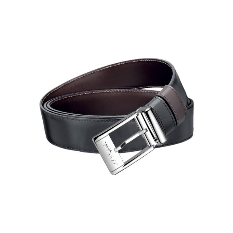 Auto Reversible Belt Black-Brown S.T. DUPONT - 1