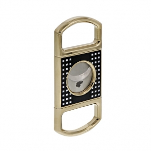 Behike Cigar Cutter black and gold S.T. DUPONT - 1