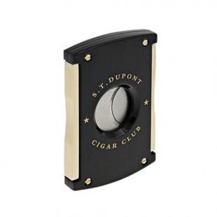 Maxijet Cigar Club Cigar Cutter black and gold S.T. DUPONT - 1