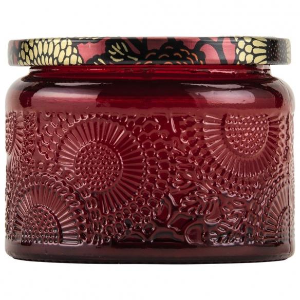 Goji Tarocco Orange Petite Glass Jar Candle VOLUSPA - 2