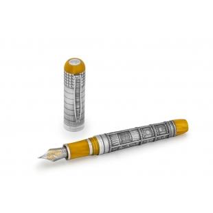 The Memory Fountain pen silver