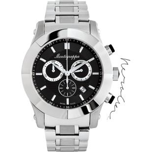 NeroUno Chrono Watch black