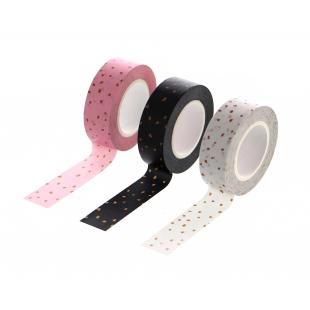 Confetti Washi Tape Set