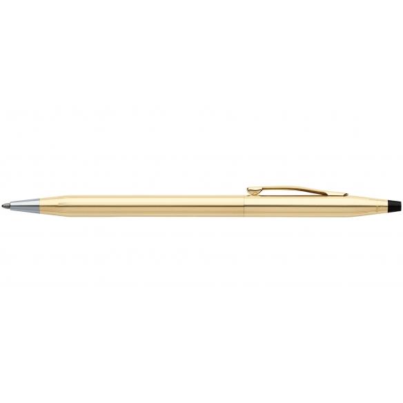 Classic Century Rolled Gold 10 Karat Ballpoint Pen CROSS - 2