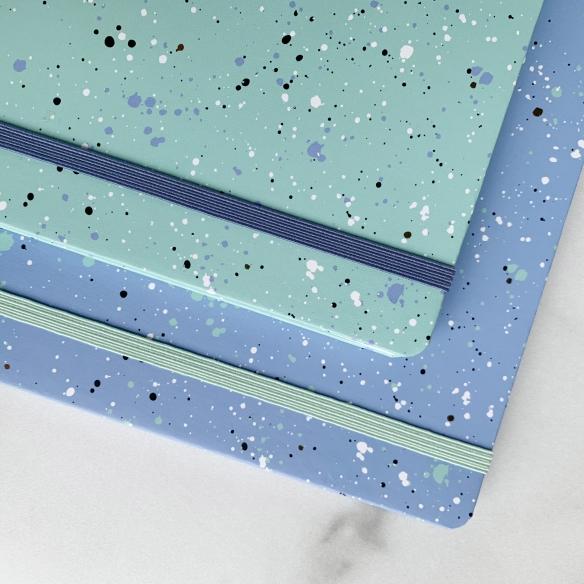 Expressions Notebook A5 Mint FILOFAX - 5