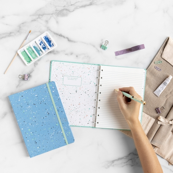 Expressions Notebook A5 Mint FILOFAX - 4