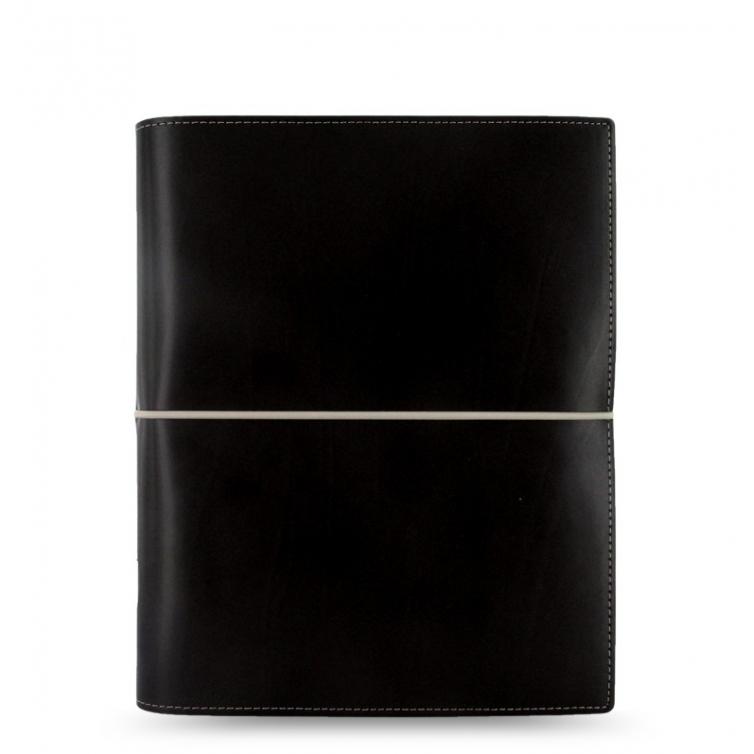Domino Diár A5 čierna FILOFAX - 1
