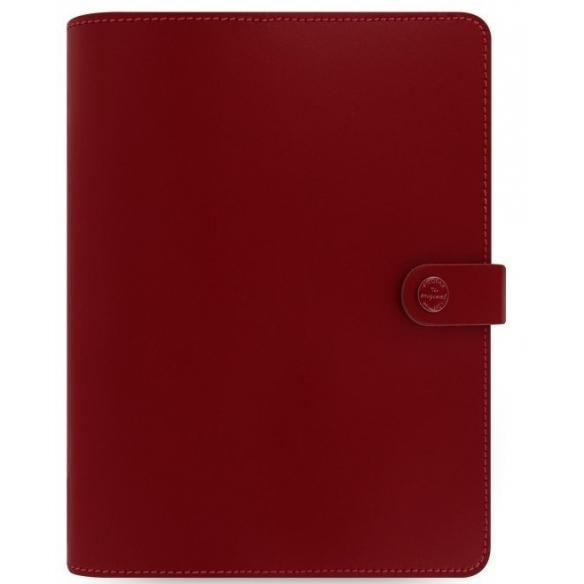 Original Diár A5 červená FILOFAX - 1