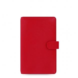 Saffiano Diár Compact červená FILOFAX - 1