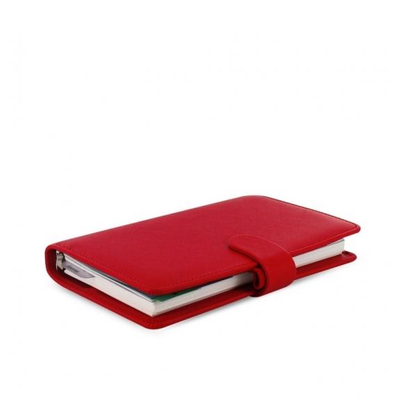 Saffiano Diár Compact červená FILOFAX - 4