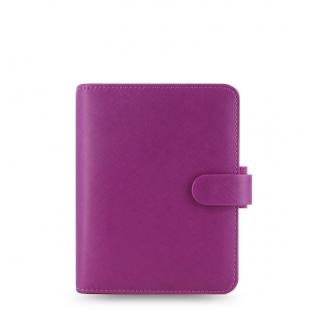 Saffiano Organiser Pocket Raspberry FILOFAX - 1