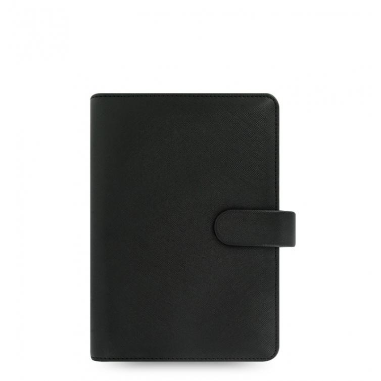 Saffiano Organiser Personal Black FILOFAX - 1