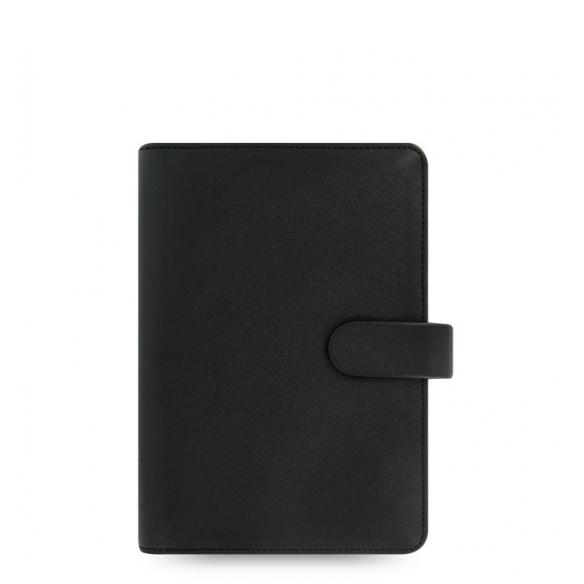 Saffiano Diár osobný čierna FILOFAX - 1
