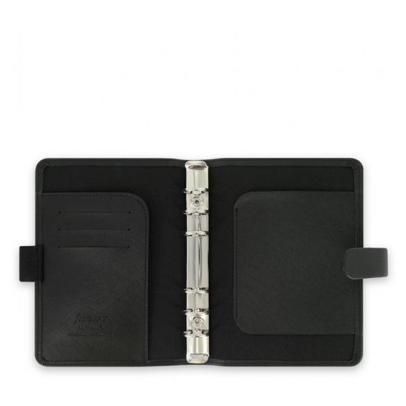 Saffiano Diár osobný čierna FILOFAX - 2