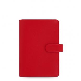 Saffiano Diár osobný červená FILOFAX - 1