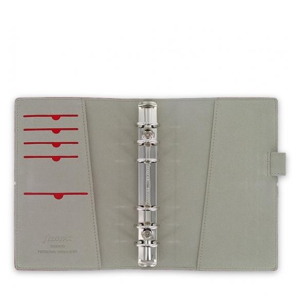Domino Diár osobný červená FILOFAX - 2