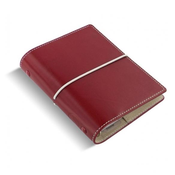 Domino Organizer pocket red FILOFAX - 3