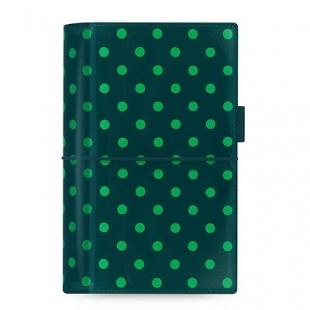 Domino Patent Diár osobný Zelená FILOFAX - 1