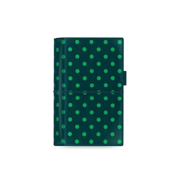 Domino Patent Organizer Personal Pine Spots FILOFAX - 1
