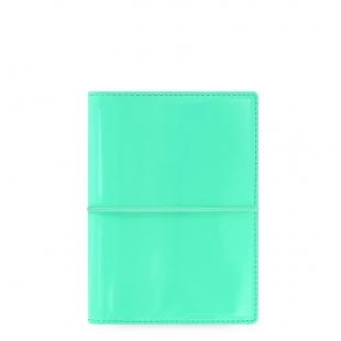 Domino Patent Organizer Pocket Turquoise FILOFAX - 1
