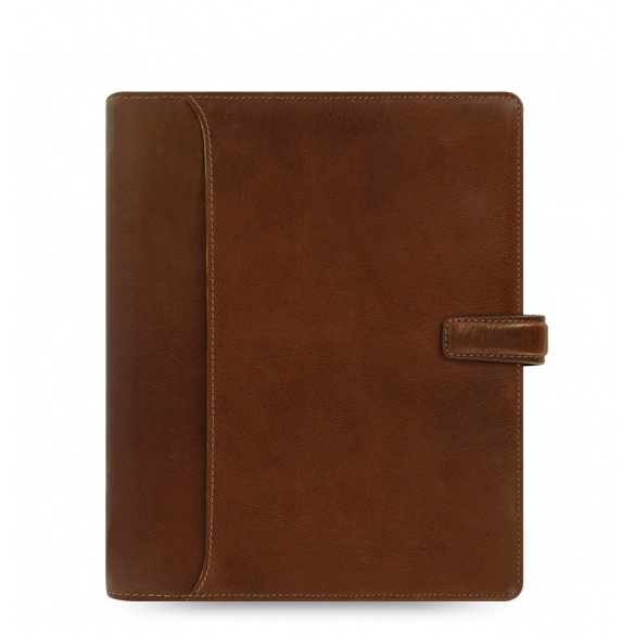 Lockwood A5 Organiser brown FILOFAX - 1