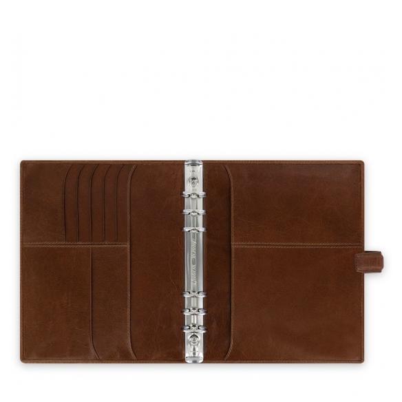 Lockwood A5 Organiser brown FILOFAX - 2