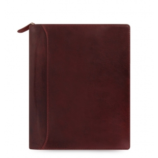 Lockwood Zip A5 Organiser ruby
