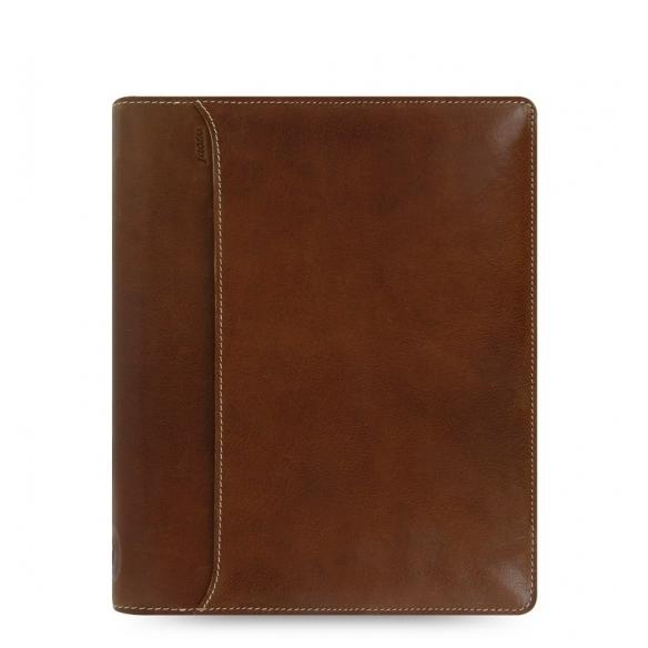 Lockwood Zip A5 Organiser brown FILOFAX - 1
