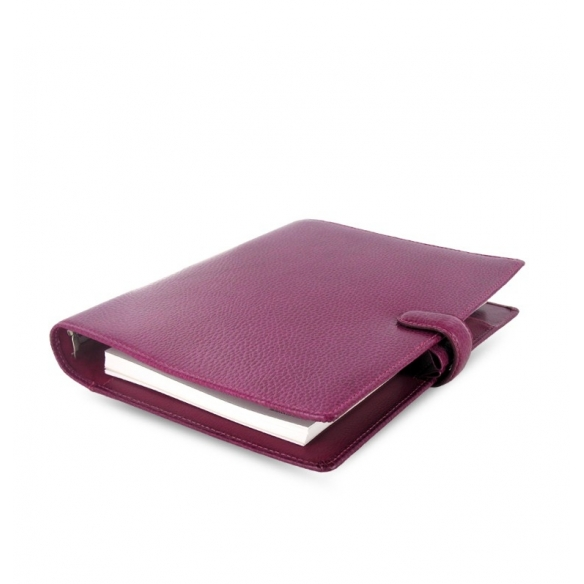 Finsbury Organiser A5  raspberry FILOFAX - 3