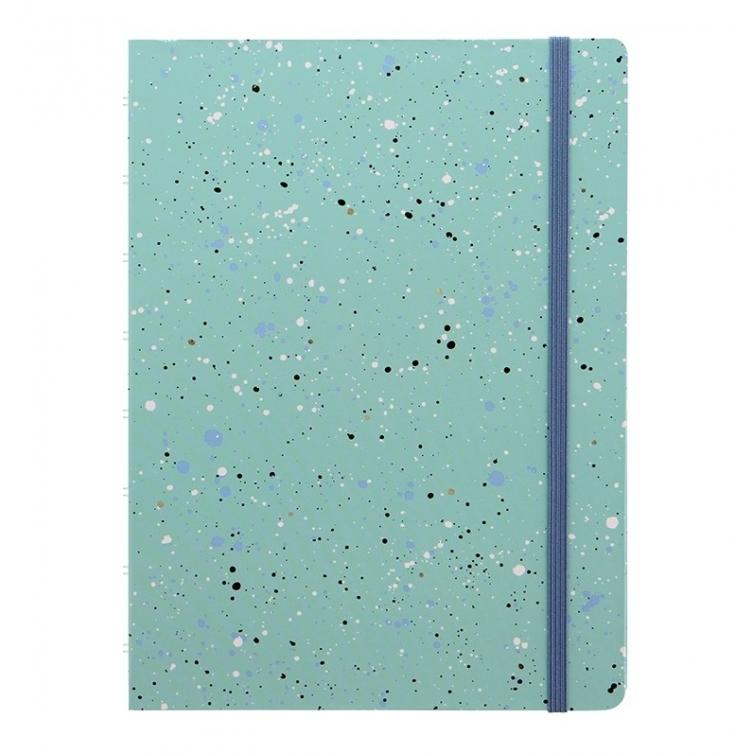 Expressions Notebook A5 Mint FILOFAX - 1