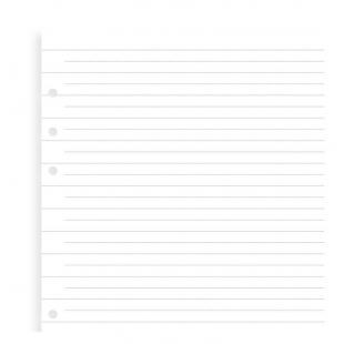 Linkované papiere, náhradná náplň Clipbook A5 FILOFAX - 1