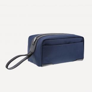 Défi Millenium Travel Kit Men's Toiletry Bag blue S.T. DUPONT - 1