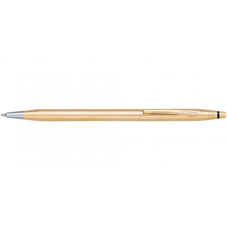 Classic Century Solid 18K Gold Ballpoint Pen CROSS - 1