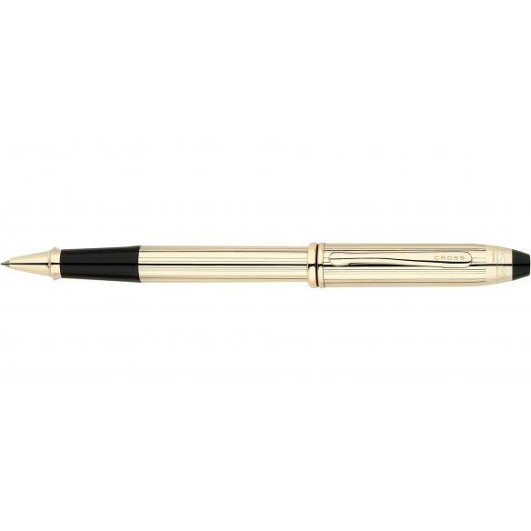 Townsend Rolled Gold 10K Rollerball Pen CROSS - 1