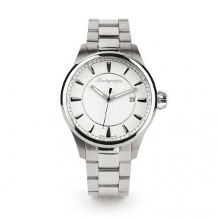 Fortuna 42 mm Watch silver MONTEGRAPPA - 1
