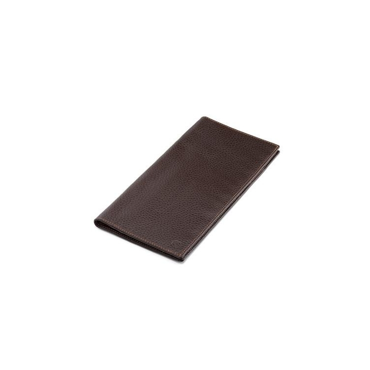 Travel Documents Case brown and caramel MONTEGRAPPA - 1